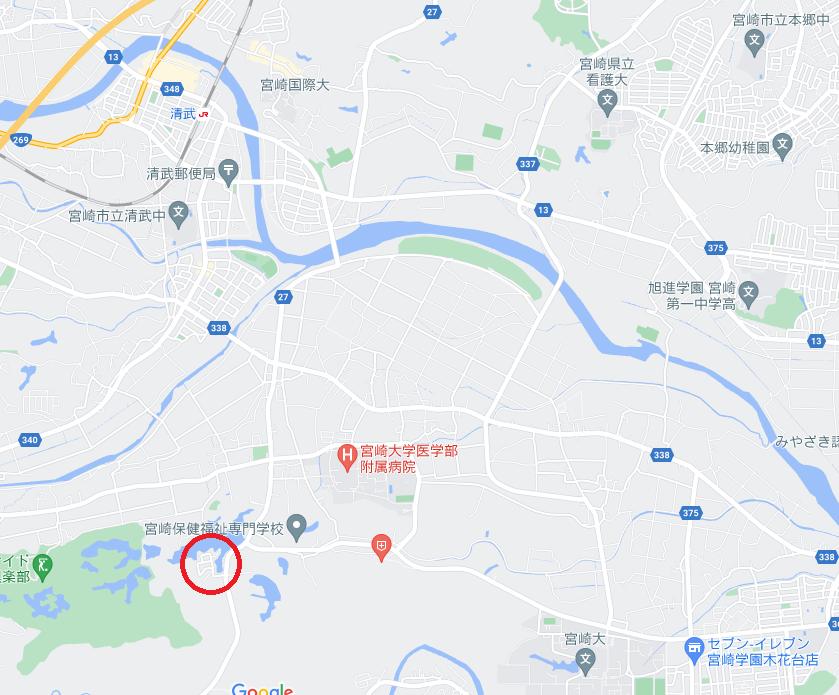 宮崎市清武町土地