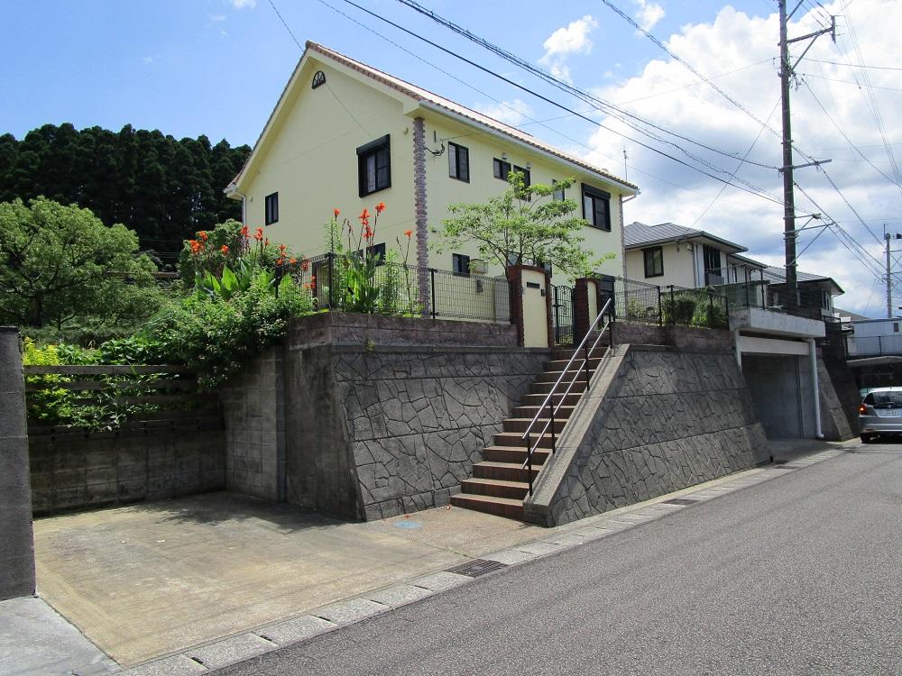 宮崎市学園木花台北中古住宅