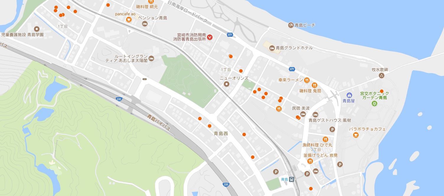 宮崎市青島サーフィン