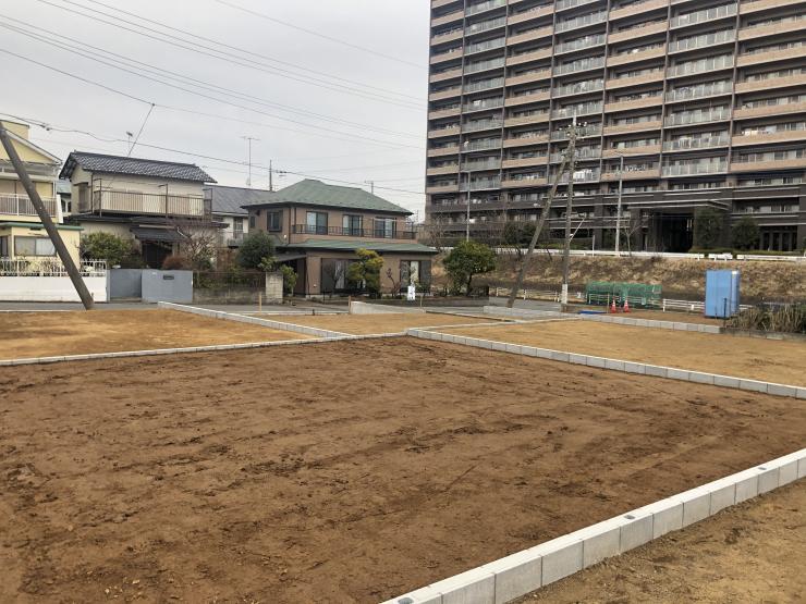 グリーンコート田尻分譲地/