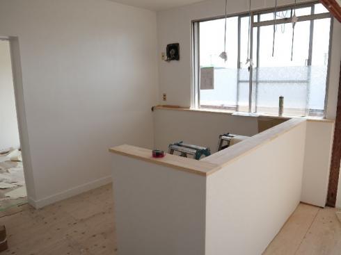 35号室キッチン
