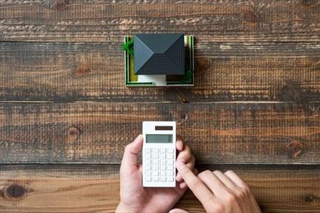 家の購入予算を計算するための電卓