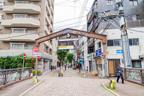 長崎市新大工町に住む