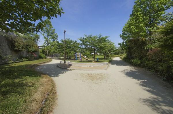 竜化池公園