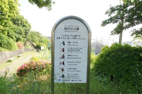 向の山公園
